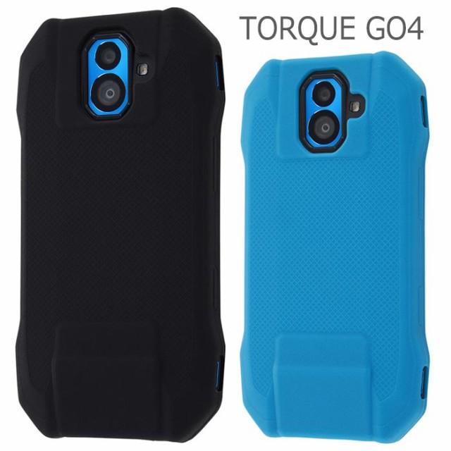 TORQUE G04 シンプル シリコンケース カバー ケー...