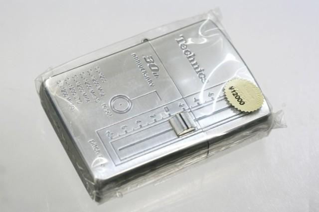 Zippo ジッポー 絶版・2002年製造 ピッチメタル T...