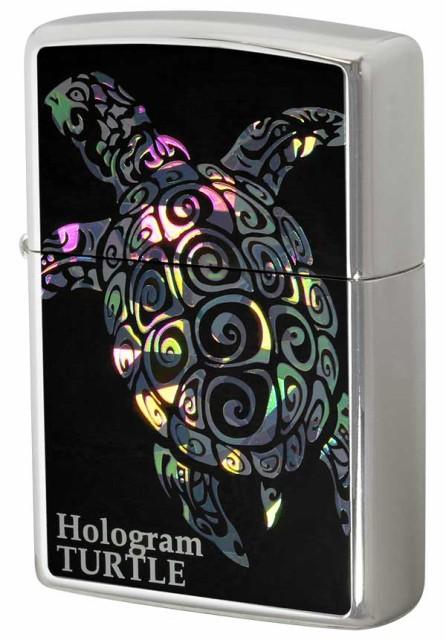 Zippo ジッポー Hologram ホログラム タートル