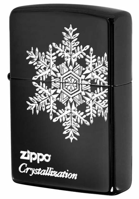 Zippo ジッポー Crystallization 結晶L BK 2-28a