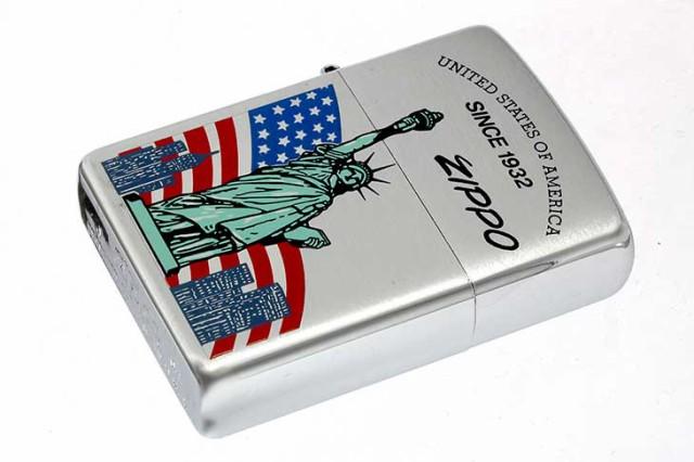 Zippo ジッポー 絶版・2004年製造 自由の女神 ア...