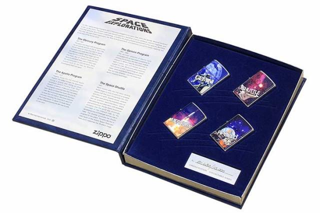Zippo ジッポー 絶版・1997年製造 宇宙探査記念シ...