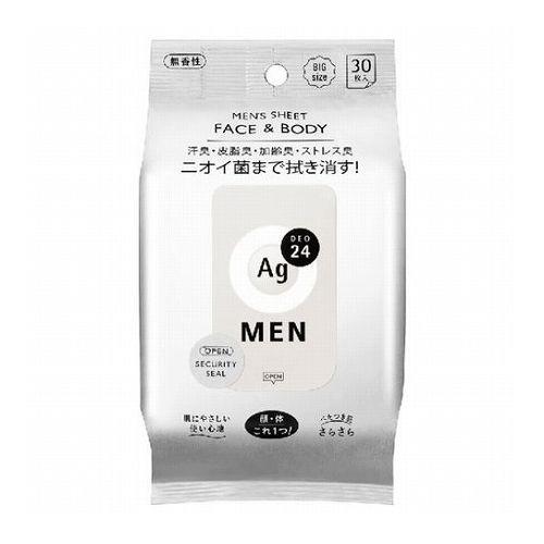 FT資生堂 エージー24メン メンズシート フェイス...