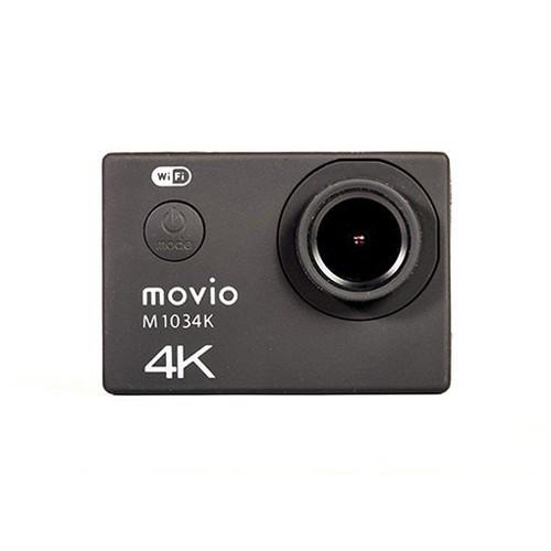 NAGAOKA ナガオカトレーディング WiFi機能搭載 高画質4K Ultra HD アクションカメラ M1034K(代引不可)【送料無料】