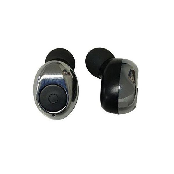 カシムラ 完全ワイヤレスイヤホン Bluetooth 充電ケース付 B BL81