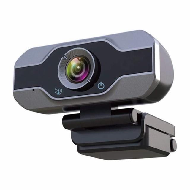 WEBカメラ FTC-WEBC720P1 マイク内蔵 高画質 720P...