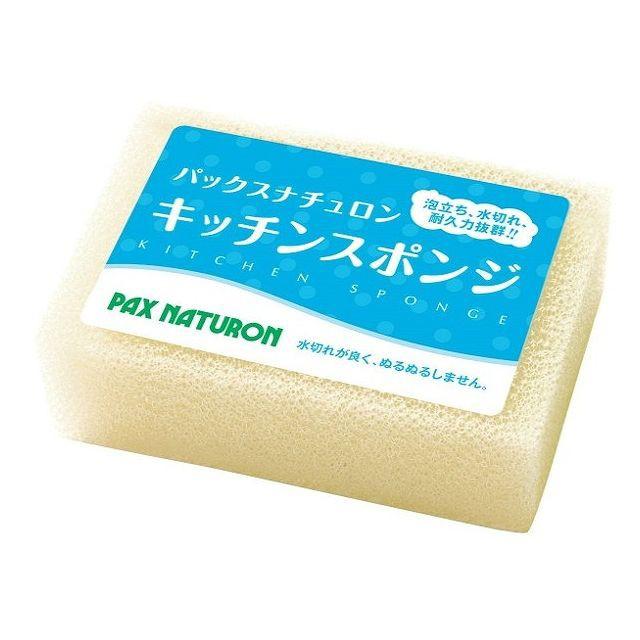 太陽油脂 パックスナチュロンキッチンスポンジ(ナ...