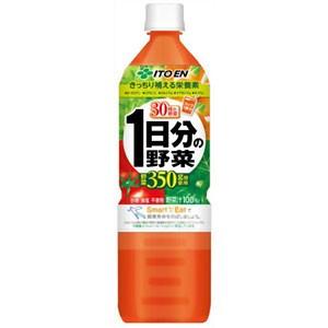 伊藤園 1日分の野菜 900g×12本 1ケース 野菜ジュ...