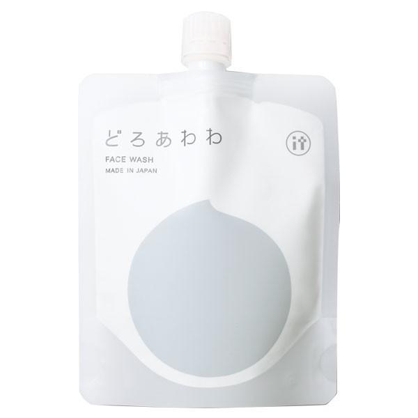 どろあわわ どろ豆乳石鹸 110g 洗顔石鹸 洗顔料 ...