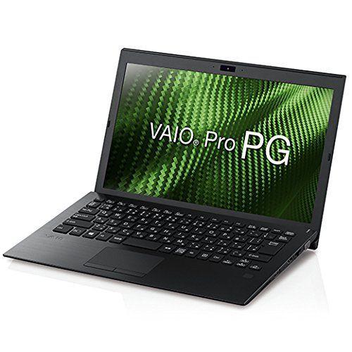 VAIO ノートPC VAIO Pro PG(13.3型ワイド/i5/4G/128G/TPM/指紋/Win10Pro) VJPG111JAL1B