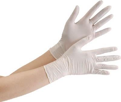 ミドリ安全 ニトリル使い捨て手袋 粉なし 100...