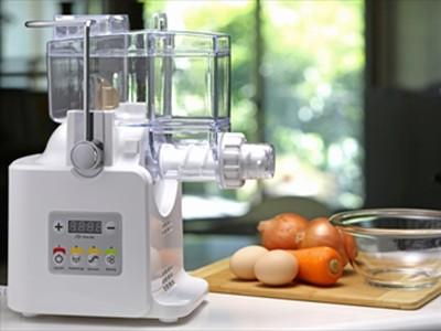 ヌードルメーカー RLC-NM300 製麺機 家庭用 ラーメン製麺機 うどん製麺機 パスタマシン そば製麺機 自家製 とてもコシのある麺が作れます