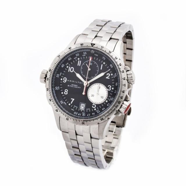 ハミルトン HAMILTON H77612133 カーキ E.T.O メンズ 腕時計【送料無料】