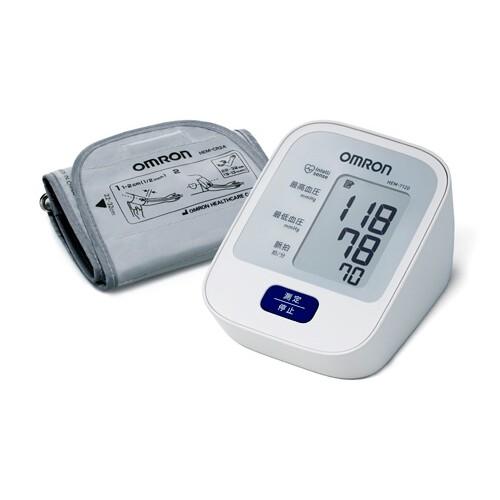 OMRON オムロン 上腕式血圧計 HEM-7120 血圧 測定...