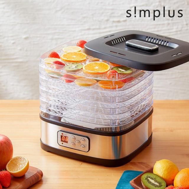 simplus シンプラス フードドライヤー SP-FD01 ド...