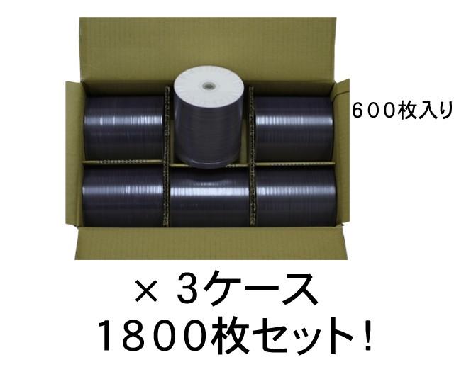 ノーブランド 台湾製 DVD-R 16倍速 ワイドプリン...