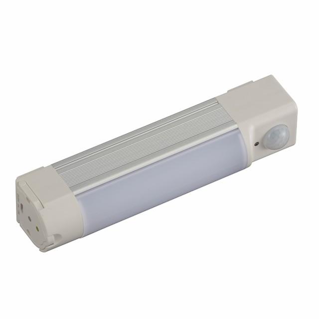 充電LED多目的ライト センサー式 3W 昼光色_SL-RS...