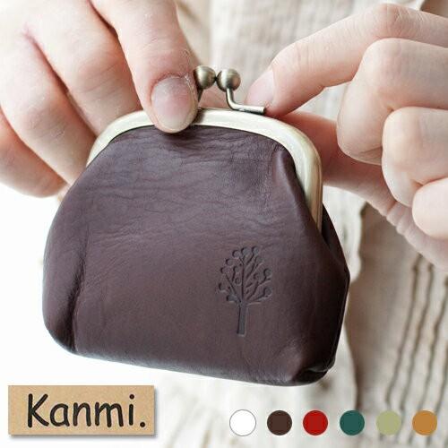 ドロップツリー ガマグチ【Kanmi.】 日本製 xwbrx...