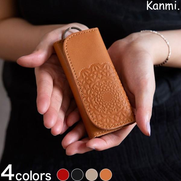 Kanmi. カンミ コトリレース キーケース KE18-33 ...