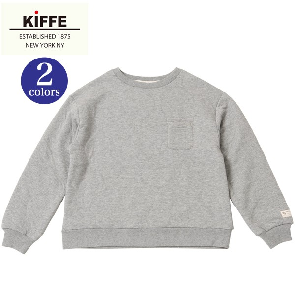KIFFE /キッフェ レディース キルト スウェット ...