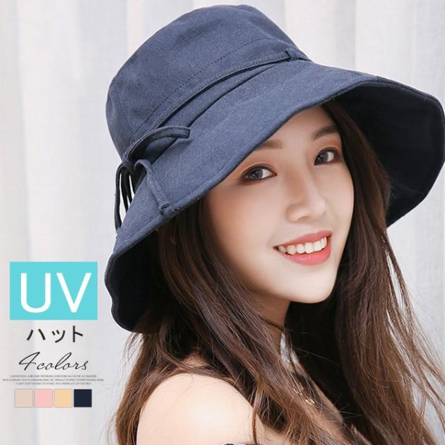 【全品30%OFFクーポン配布】UVカット 紫外線カット レディース 帽子 大き目 サイズ調整可能 おしゃれ 可愛い サファリハット 日焼け リ