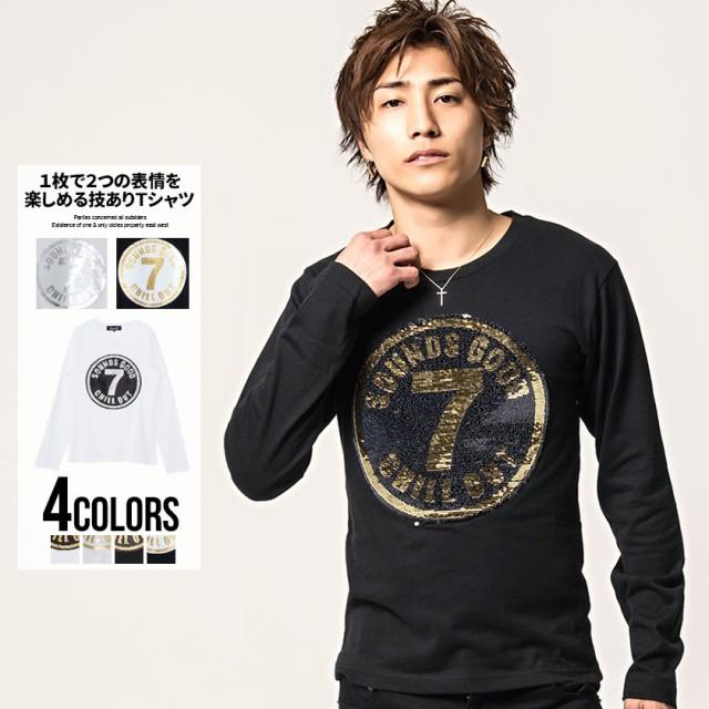 セール SALE 25%OFF Tシャツ メンズ 長袖 CavariA...