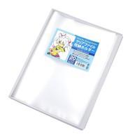 【新品】クリアファイル収納ホルダー クリア