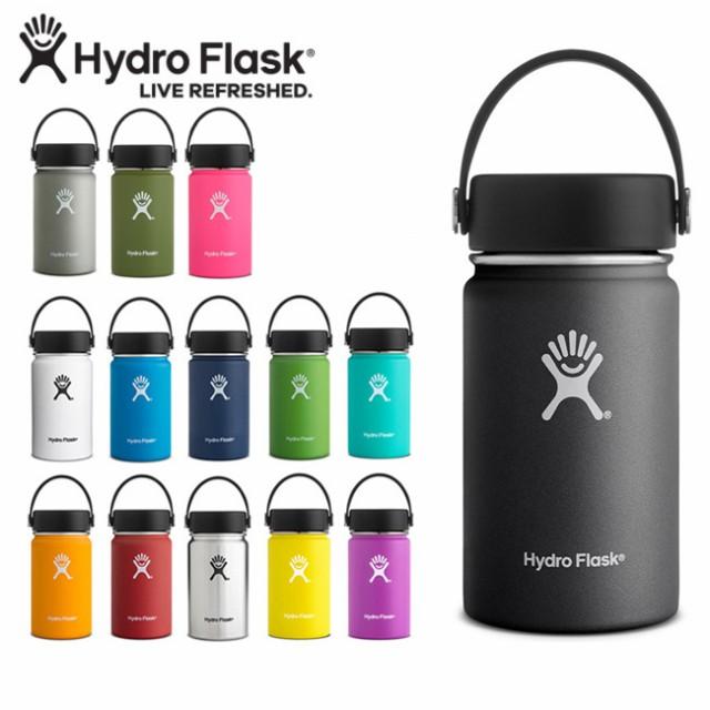 Hydro Flask ハイドロフラスク 12 oz Wide Mouth ...