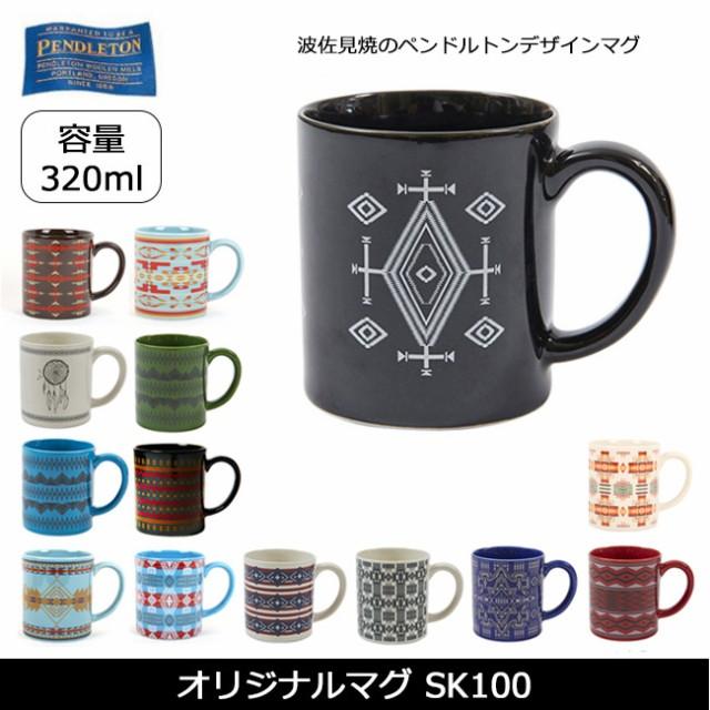 ペンドルトン PENDLETON マグカップ オリジナルマ...
