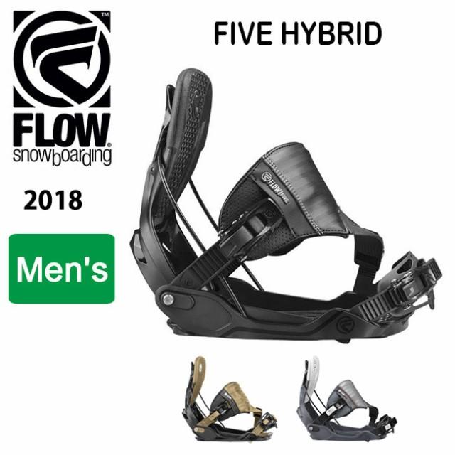 2018 FLOW フロー FIVE HYBRID 【ビンディング】