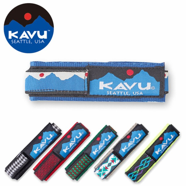 KAVU/カブー 腕時計 Watchband ウォッチバンド 11...