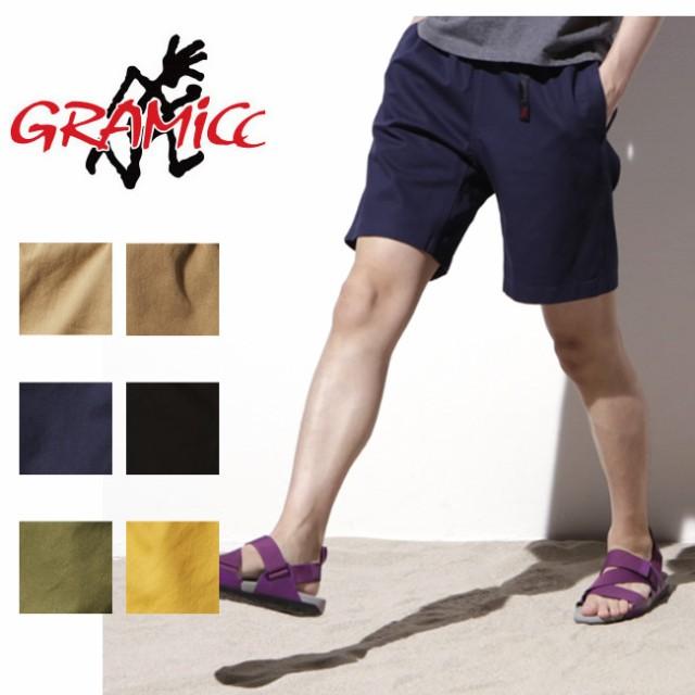 グラミチ GRAMICCI ショートパンツ G-SHORTS グ...