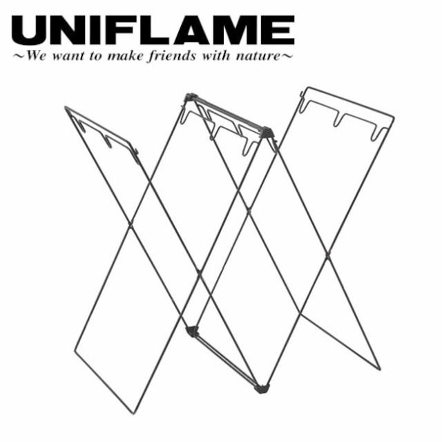 UNIFLAME ユニフレーム UFダストスタンド4 6117...