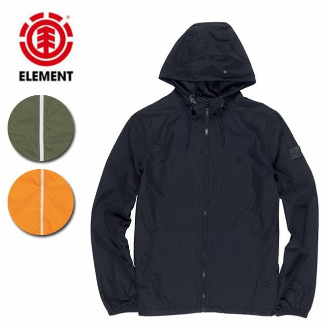 エレメント ELEMENT ALDER POPLIN ジャケット AI0...