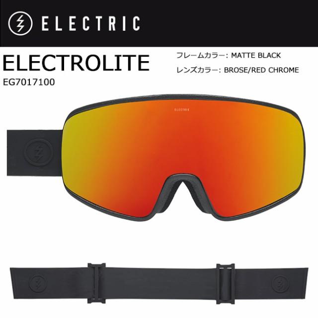 ELECTRIC エレクトリック ELECTROLITE MATTE BLAC...