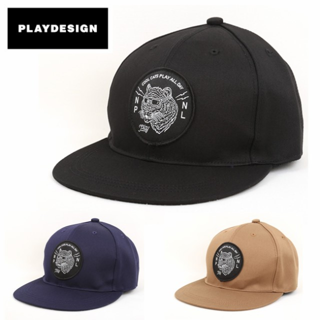 PLAYDESIGN プレイデザイン COOL CATS CAP SB P01...