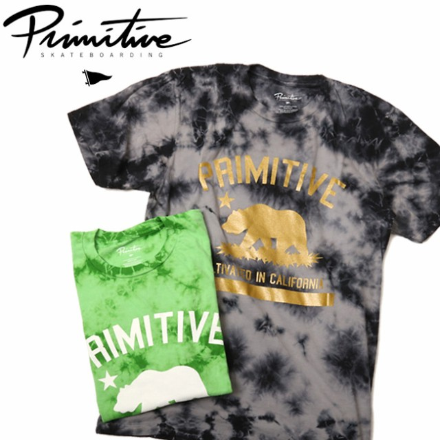 Primitive プリミティブ CULTIVATED WASHED TEE ...