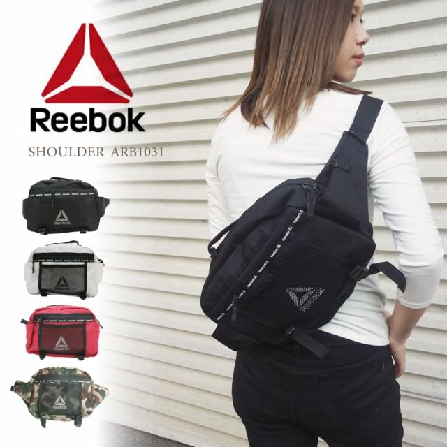 Reebok【リーボック】ウエストバッグ ARB1031 シ...