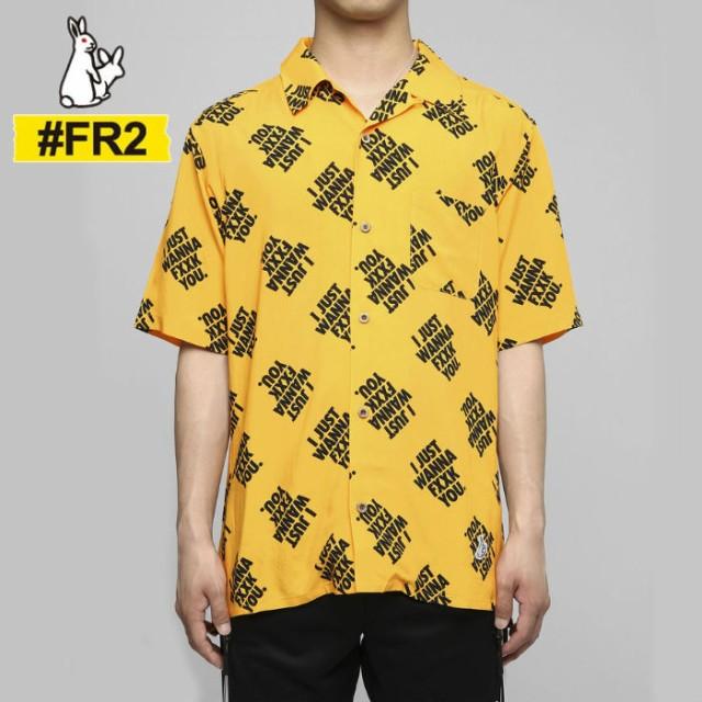 #FR2 エフアールツー アロハシャツ ALOHA Shirt ...