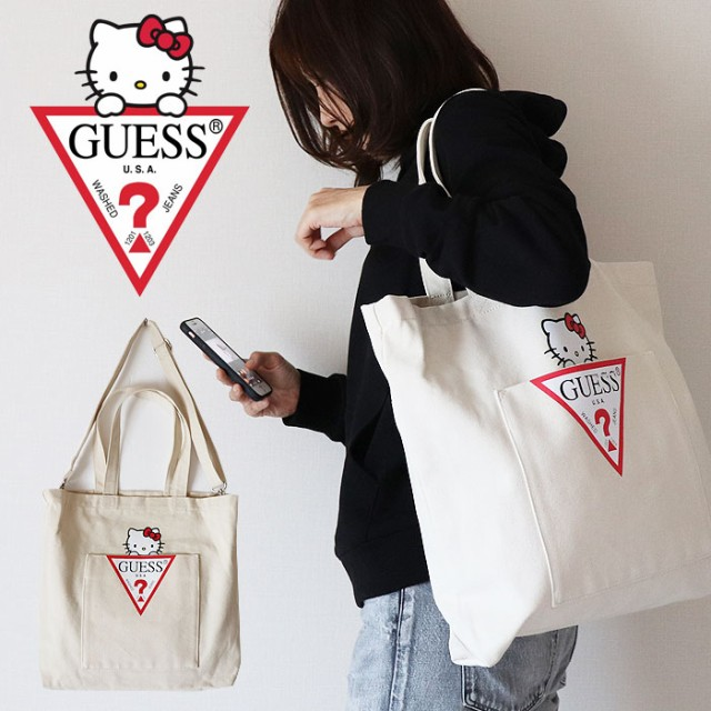GUESS x Hello Kitty ゲス ハローキティ コラボ ...