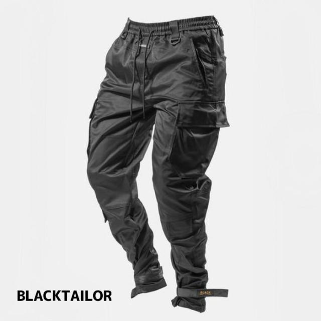 BLACKTAILOR ブラックテイラー N24 CARGO BLACK ...