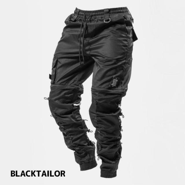 BLACKTAILOR ブラックテイラー N25 CARGO BLACK ...
