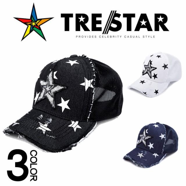TRE☆STAR トレスター キャップ 帽子 ウィメンズ ...