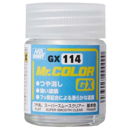 Mr.カラーGX GX114 スーパースムースクリアー つ...