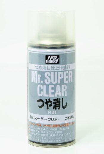 Mr.HOBBY B514 Mr.スーパークリアー(溶剤系スプ...