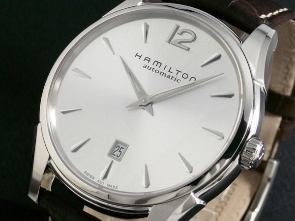 ハミルトン HAMILTON ジャズマスター スリム 自動巻き 腕時計 H38615555