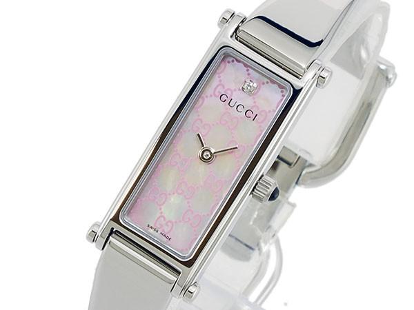 グッチ GUCCI クオーツ レディース 腕時計 YA0155...