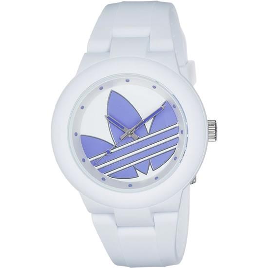 adidas アバディーン 腕時計adh3144 ホワイトパー...