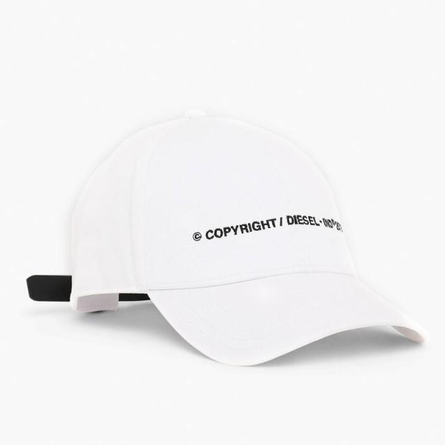 ディーゼル DIESEL キャップ 帽子 ベースボールキ...