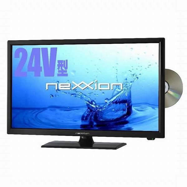 フルハイビジョン液晶テレビ 24V型 neXXion DVDプ...